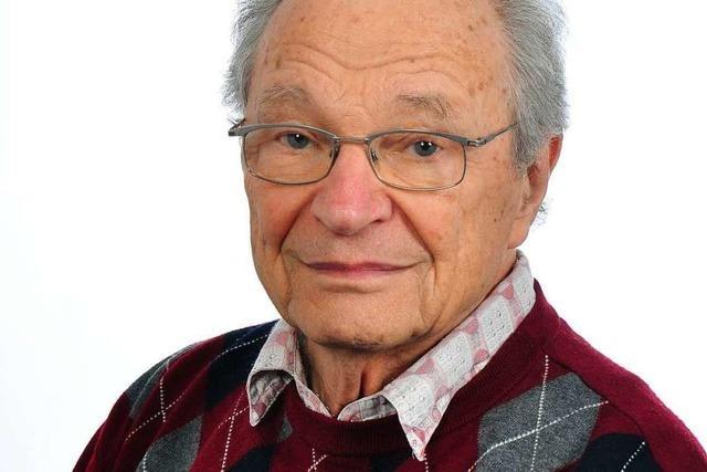 Dr. Klaus Altenstetter (Rheinfelden)