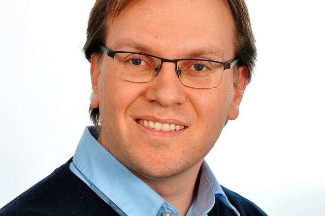 Dr. Alexander Strehmel (Rheinfelden)