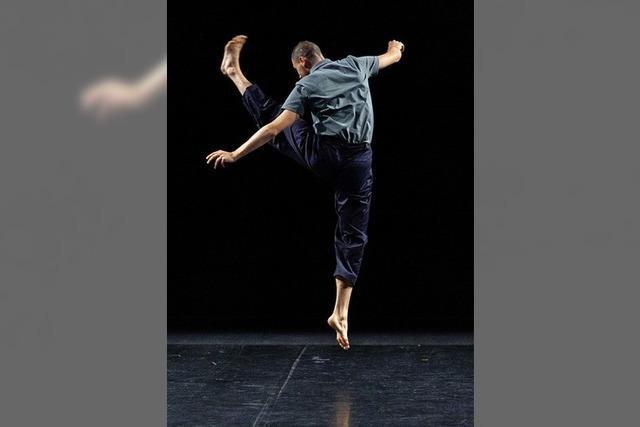 Tanzperformance von Noé Soulier