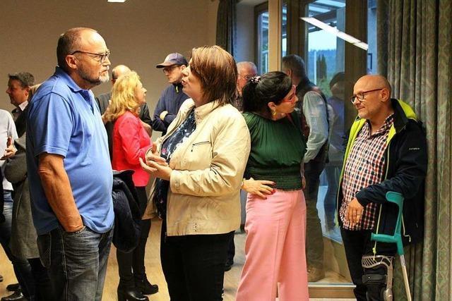 So war's beim ersten Herbolzheimer Bürgerforum zur Wahl