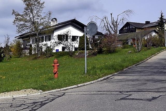 Gemeinde befürwortet Wohnhausbau