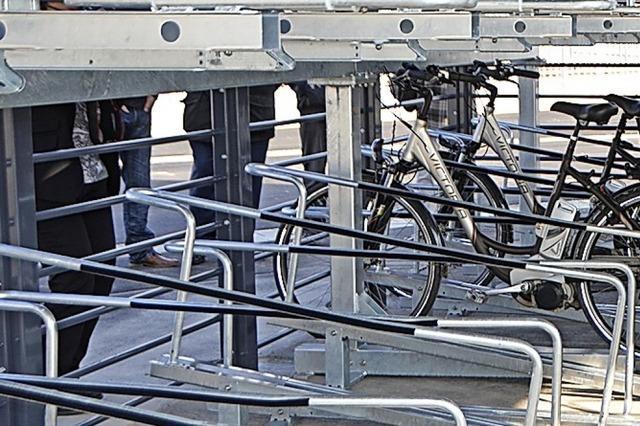 Radparkhaus wurde zurückgezogen