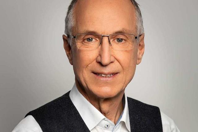 Dr. Udo Schwehr (Lörrach)