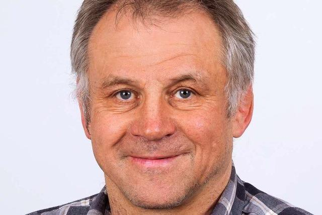 Peter Eichin (Zell im Wiesental)