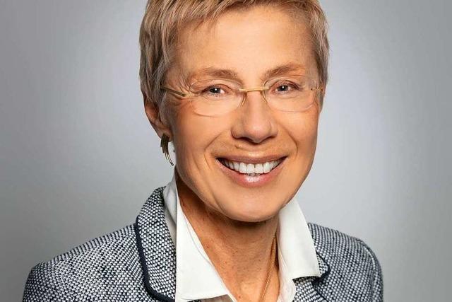 Dr. Angelika Schwehr (Lörrach)