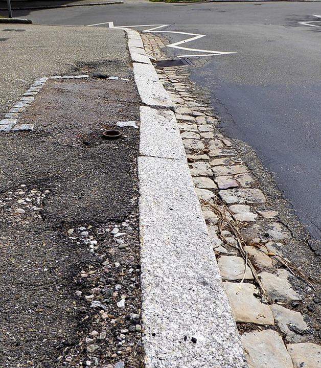 Straßen hätte die SPD gern saniert.  | Foto: Peter Stellmach