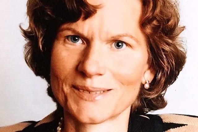 Friederike Hoffmann-Klein (Ebringen)