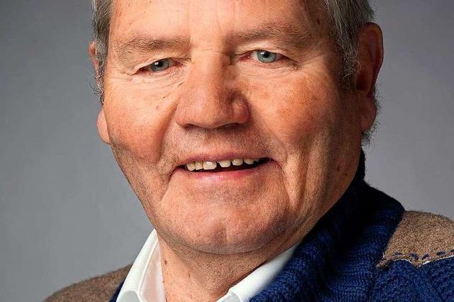 Klaus Karl Disch (Friedenweiler)