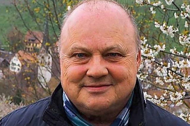 Artur Zähringer (Ebringen)