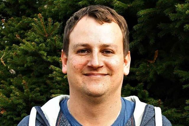 Mark Eckert (Lenzkirch)