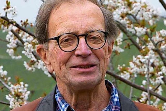 Dr. Bernd Hausser (Ebringen)