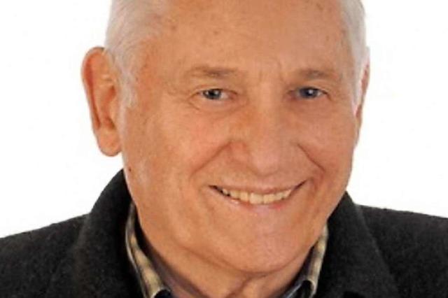 Dr. Jürgen Pottharst (Emmendingen)