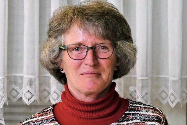 Martha Weishaar (Bonndorf)