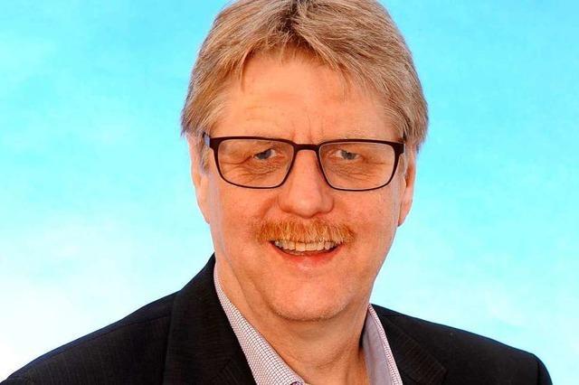 Dr. Werner Bröker (Glottertal)