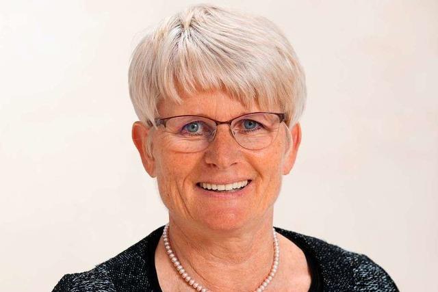 Dr. Martina Bregler (Offenburg)