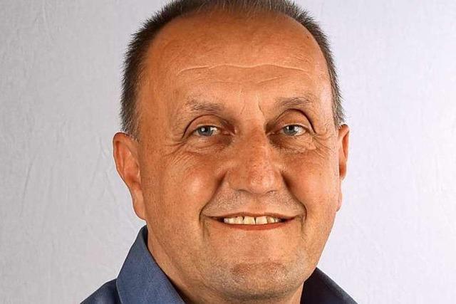 Peter Schmidt (Häusern)