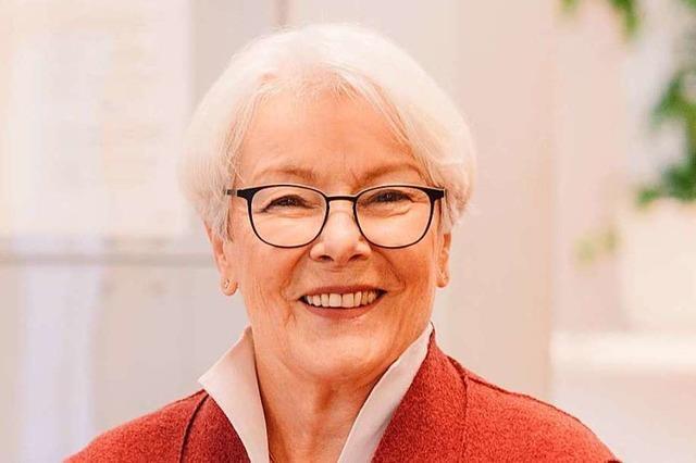 Ingeborg Merkle (Freiburg)
