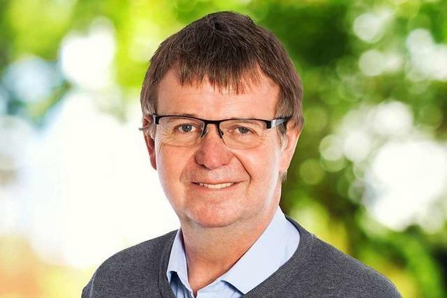 Bernhard Striegel (Kenzingen-Hecklingen)