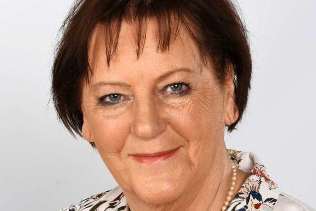 Christine Amann-Vogt (Lahr)