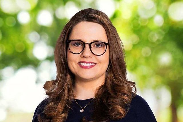 Nadine Bender (Kenzingen-Bombach)