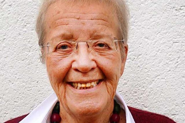 Barbara Volhard (Freiburg)