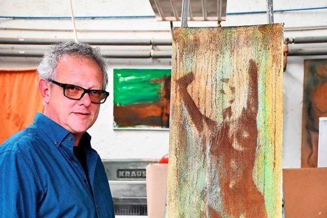 Der Lörracher Hans-Jürgen Vogt ist immer auf der Suche nach Neuem