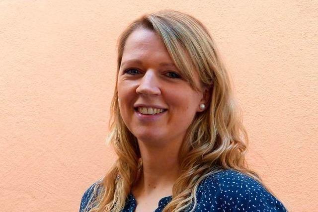 Corina Mössner (Riegel)
