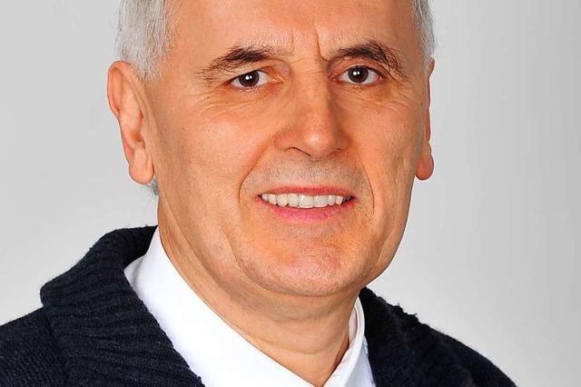 Sigfried Sauer (Löffingen-Dittishausen)