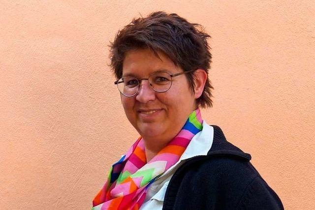 Annette Gevatter (Riegel)