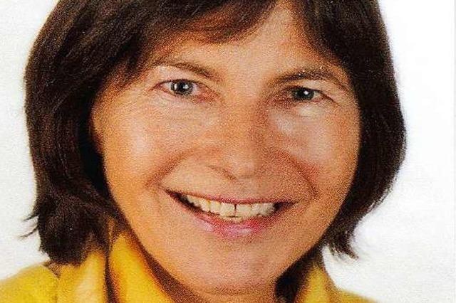 Dr. Marjella Spindler (Freiburg)