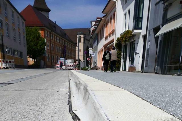 So soll die neue Basler Straße Nord in Lörrach aussehen