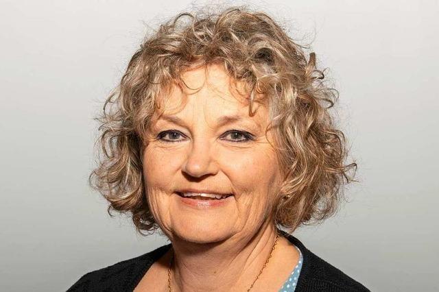 Katharina Schenke (Horben)