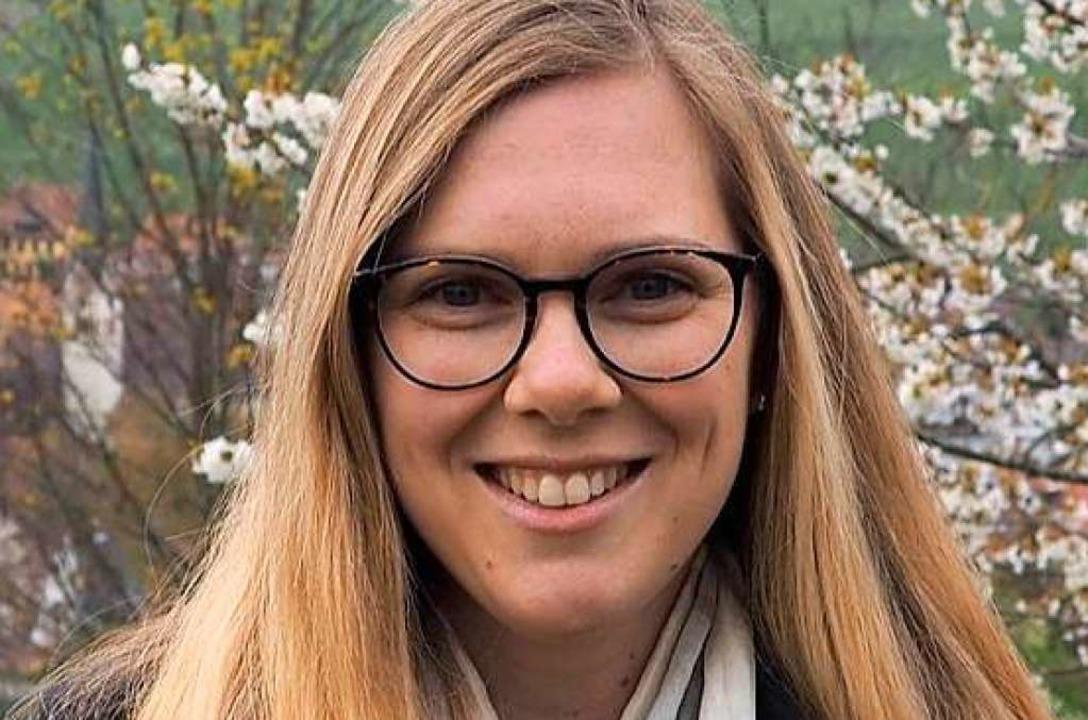 Sabine Braun Burger Fur Ebringen Ebringen Kommunalwahl 2019 Badische Zeitung