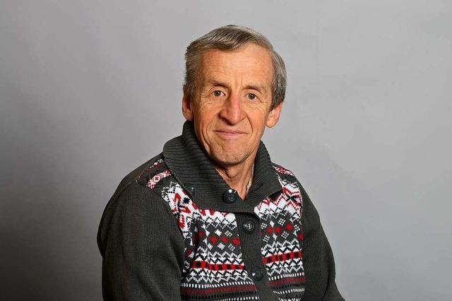 Werner Gebhard (Herbolzheim)
