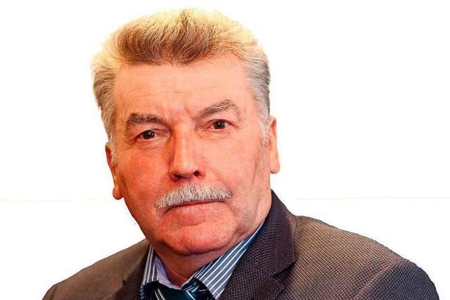 Heinz Welker (Efringen-Kirchen)