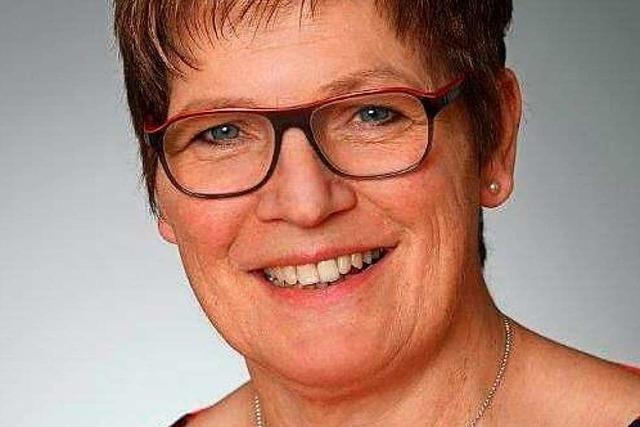 Agnes Weis (Lahr)