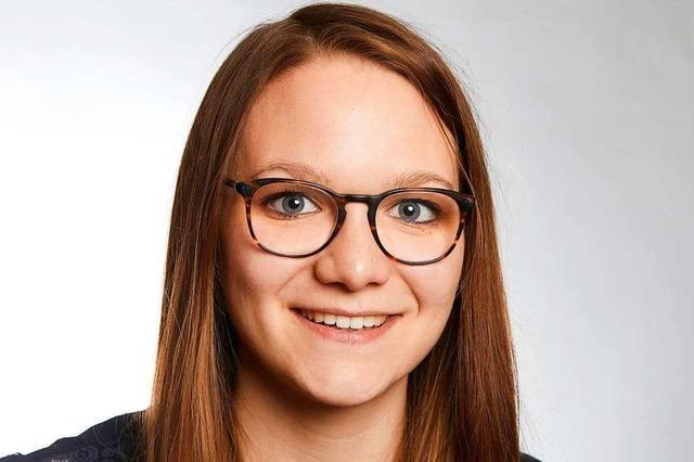 Julia Zehnle (Schuttertal-Dörlinbach)