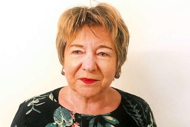 Karin Kudielka (Freiburg)