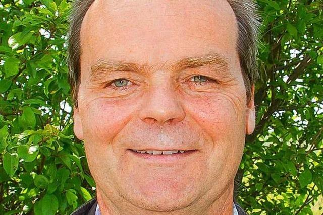 Wolfgang Wickersheimer (Merdingen)