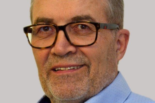 Ewald Scherer (Rust)