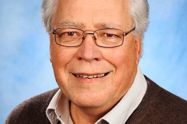 Dr. Bernt Kesper (Öflingen)