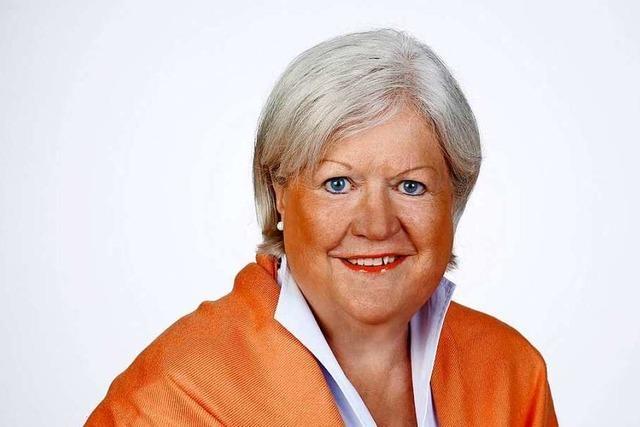 Gerda Strecker (Freiburg)