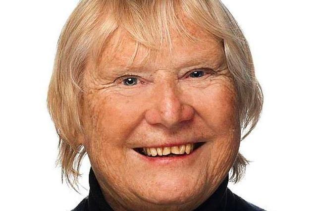 Dr. Monika Friedemann (Freiburg)