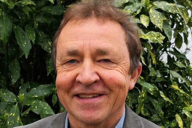 Helmut Schundelmeier (Teningen)