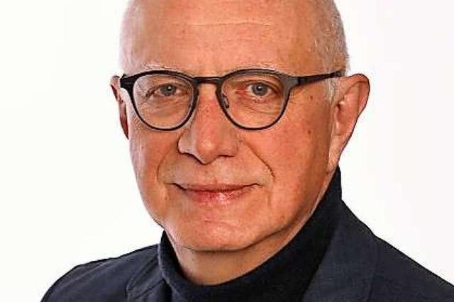 Bernd Tränkle (Ettenheim-Münchweier)