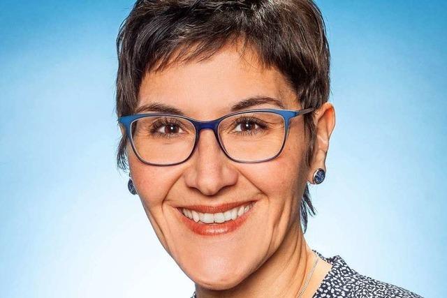 Petra Ahrens (Lörrach)