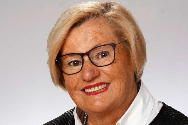 Marianne Zabel (Schopfheim)
