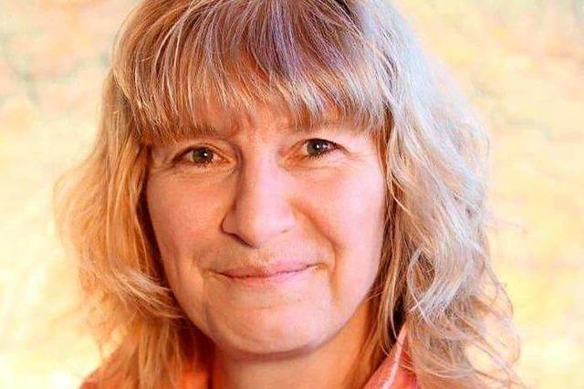 Iris Weymann (Hartheim am Rhein)