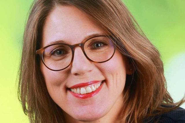 Dr. Sabine Riegger (Glottertal)