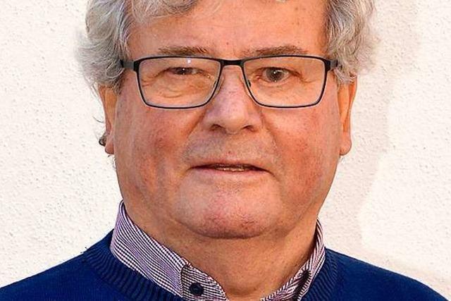 Manfred Leber (St. Blasien)